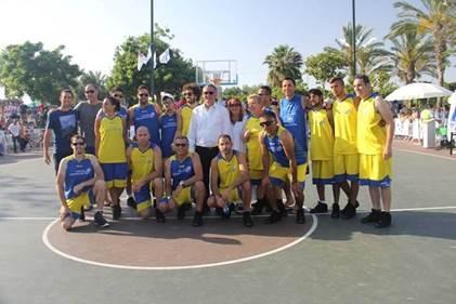 ICA Streetball 2014