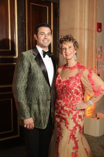 Mr. Cameron Neth and Mrs. Ari Rifkin