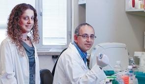 Dr. Ido Wolf and Dr. Lilach Abramovitz