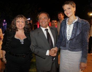 אנסטסיה מיאכלי, מירי זיו ויוסי מימן