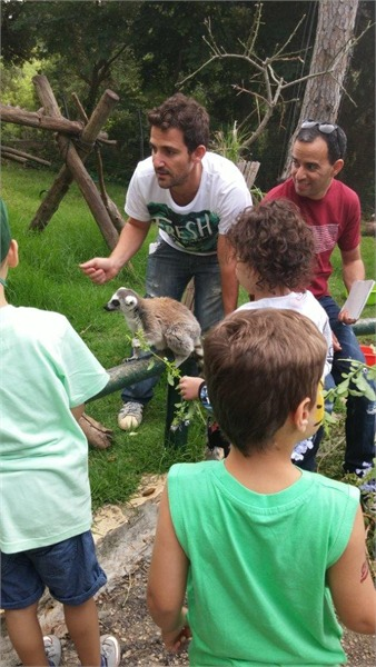ICA and Haifa Educational Zoo
