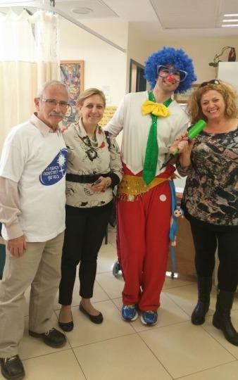 ICA organizes moments of joy