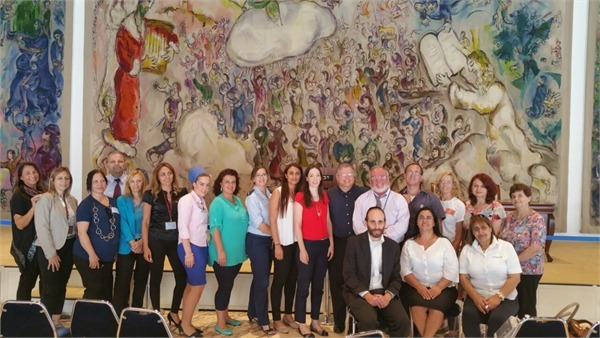 The Israel Cancer Association - News - For the First time in
