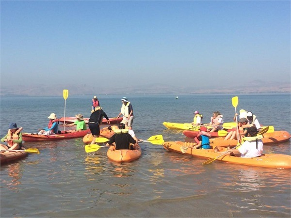 2015 ICA Kayaking Adventure