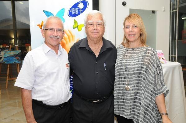 Mayor of Kiryat Motzkin and ICA