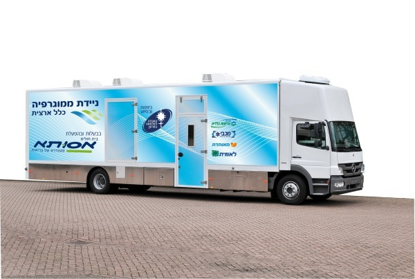 ICA Mobile Mammography Unit