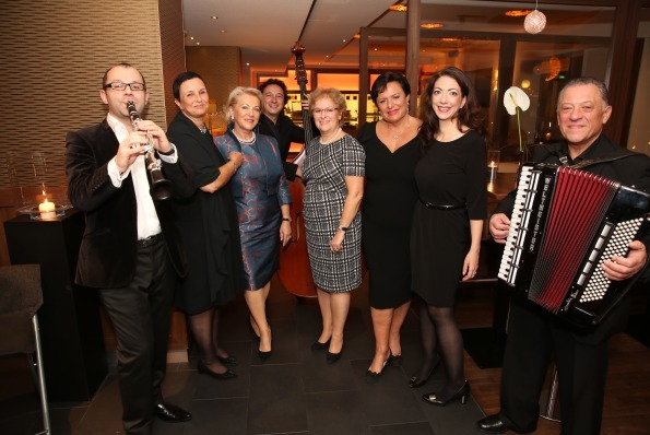 Gala event of the 2013 Frankfurt Friends of ICA