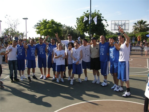Street Ball Group Picture
