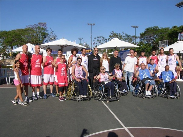 The Israel Cancer Association News Ica Organized The 2015 Streetball Tournament At The Sportek Herzliya Sportek herzliya is a 120 dunam sports outdoor compound in herzliya, israel. ica organized the 2015 streetball