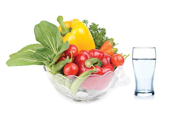 פירות ומים