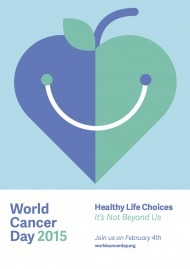 UICC 2015 World Cancer Day